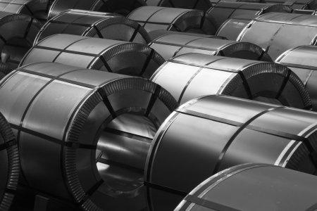 Sheet Steel Rolls